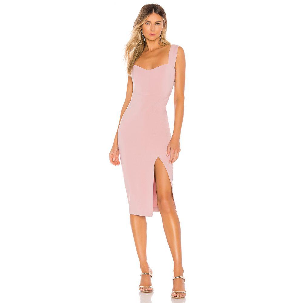 ノーキー Nookie レディース ワンピース・ドレス ワンピース【Divine Midi Dress】Dusty Pink
