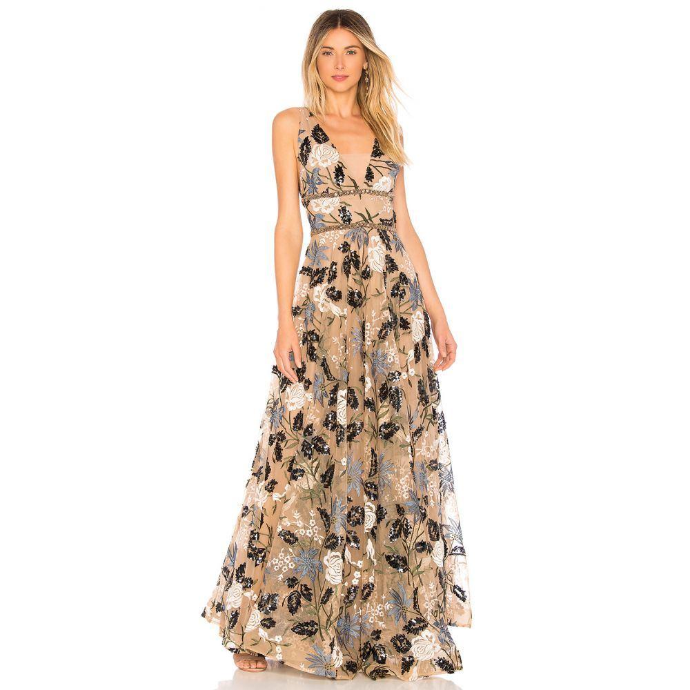 ブロンクス アンド バンコ Bronx and Banco レディース ワンピース・ドレス パーティードレス【Tunisia Gown】Multi