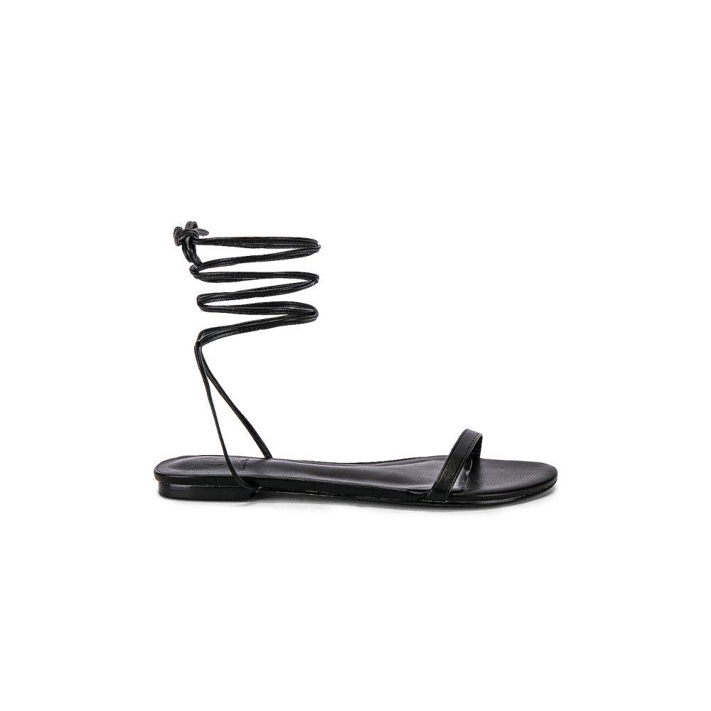 ハウスオブハーロウ1960 House of Harlow 1960 レディース シューズ・靴 サンダル・ミュール【X REVOLVE Joni Sandal】Black