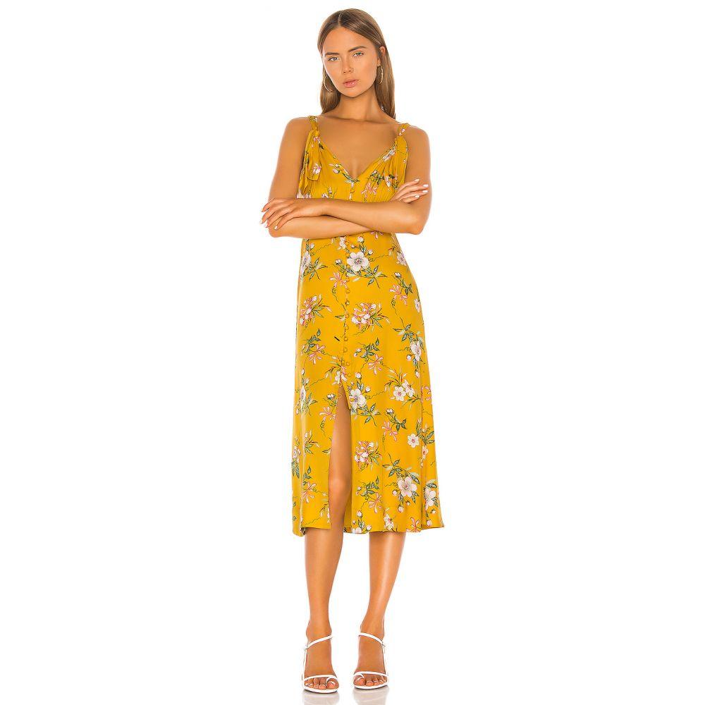 レベッカ テイラー Rebecca Taylor レディース ワンピース・ドレス ワンピース【Lita Tie Dress】Marigold