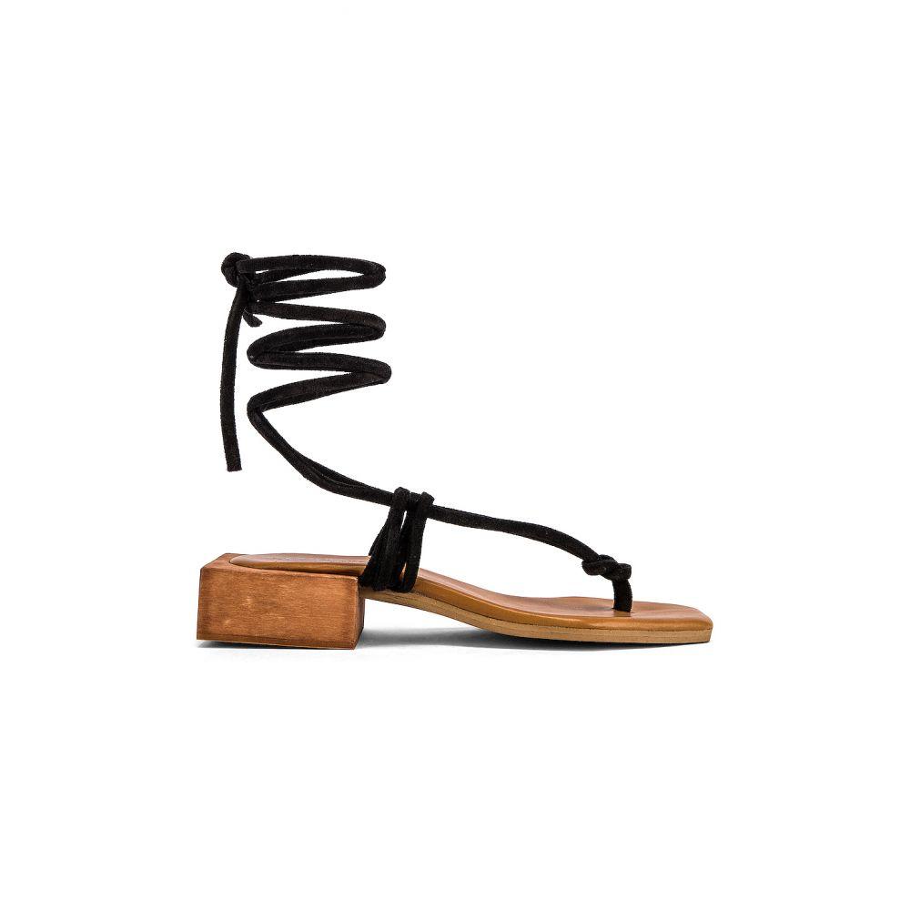 アロハス ALOHAS レディース シューズ・靴 サンダル・ミュール【Palm Sandal】Camel