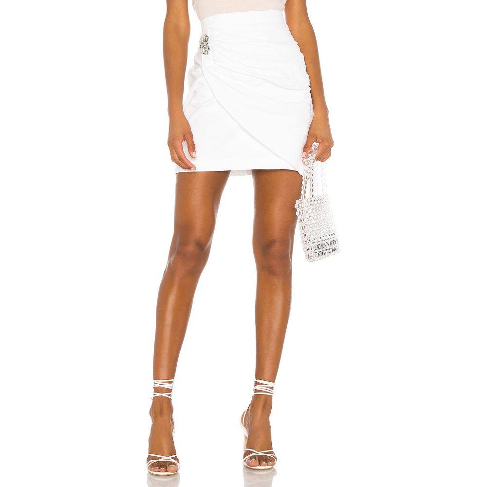 ビギッテ ヘアスキン Birgitte Herskind レディース スカート【Mina Skirt】White