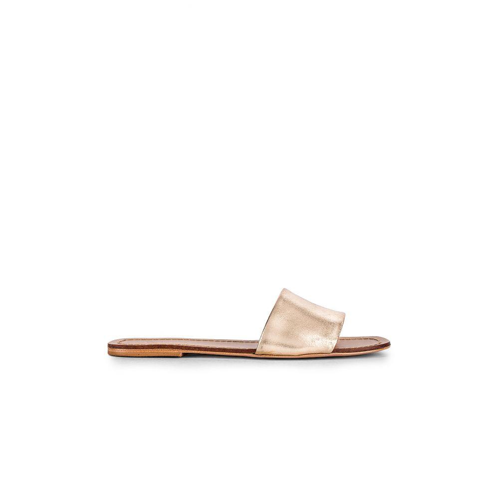 レイエ RAYE レディース シューズ・靴 サンダル・ミュール【Houston Sandal】Gold