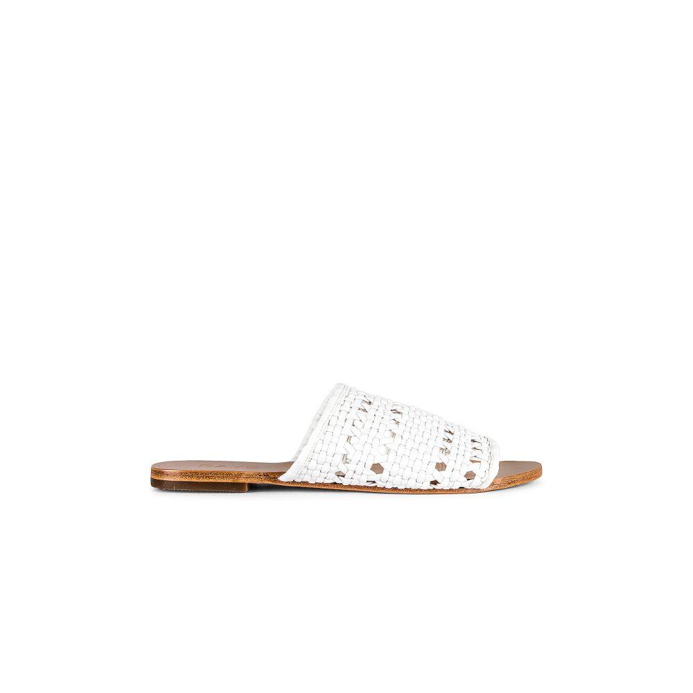 レイエ RAYE レディース シューズ・靴 サンダル・ミュール【Artesia Slide】White