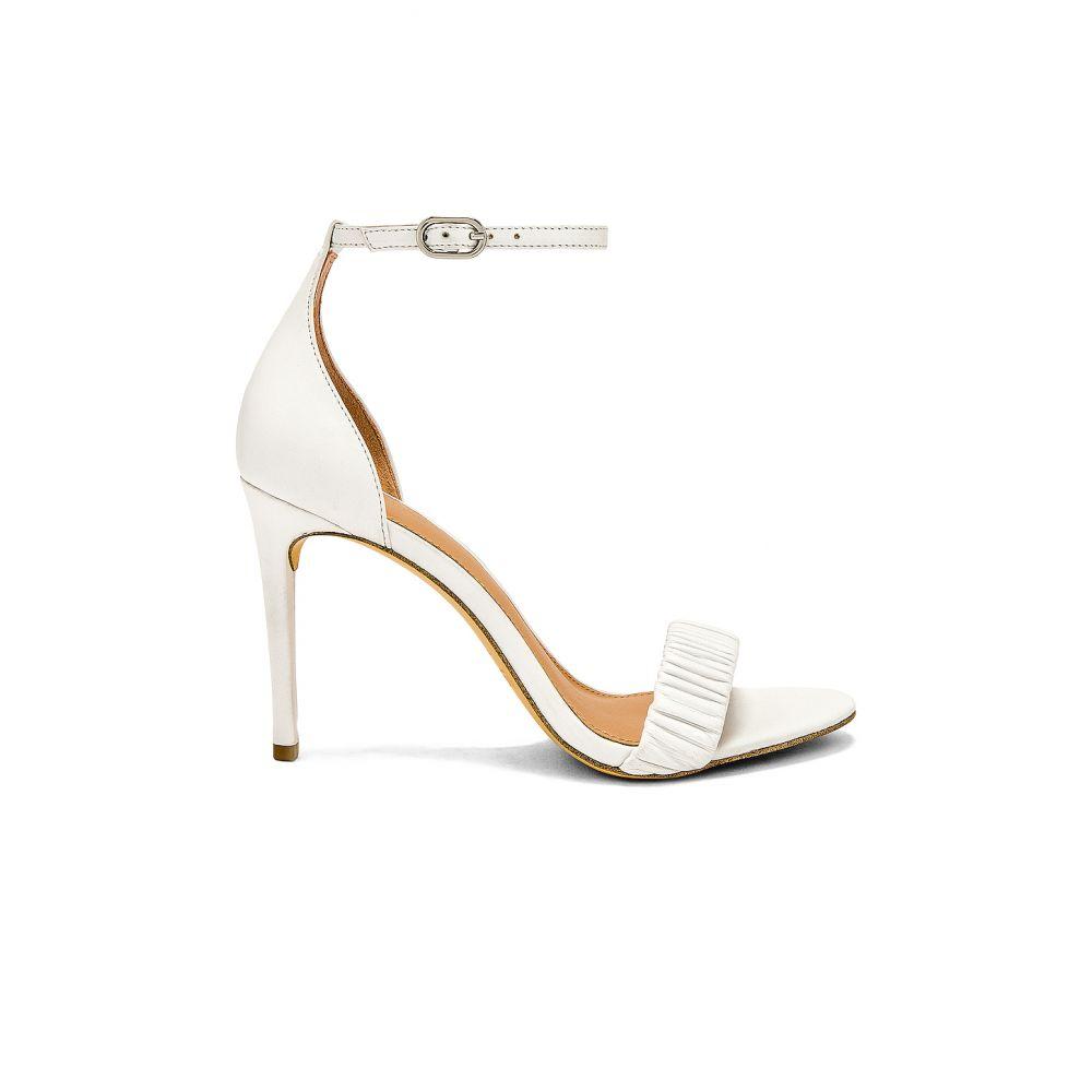 レイチェル ゾー RACHEL ZOE レディース シューズ・靴 サンダル・ミュール【Esme Sandal】White
