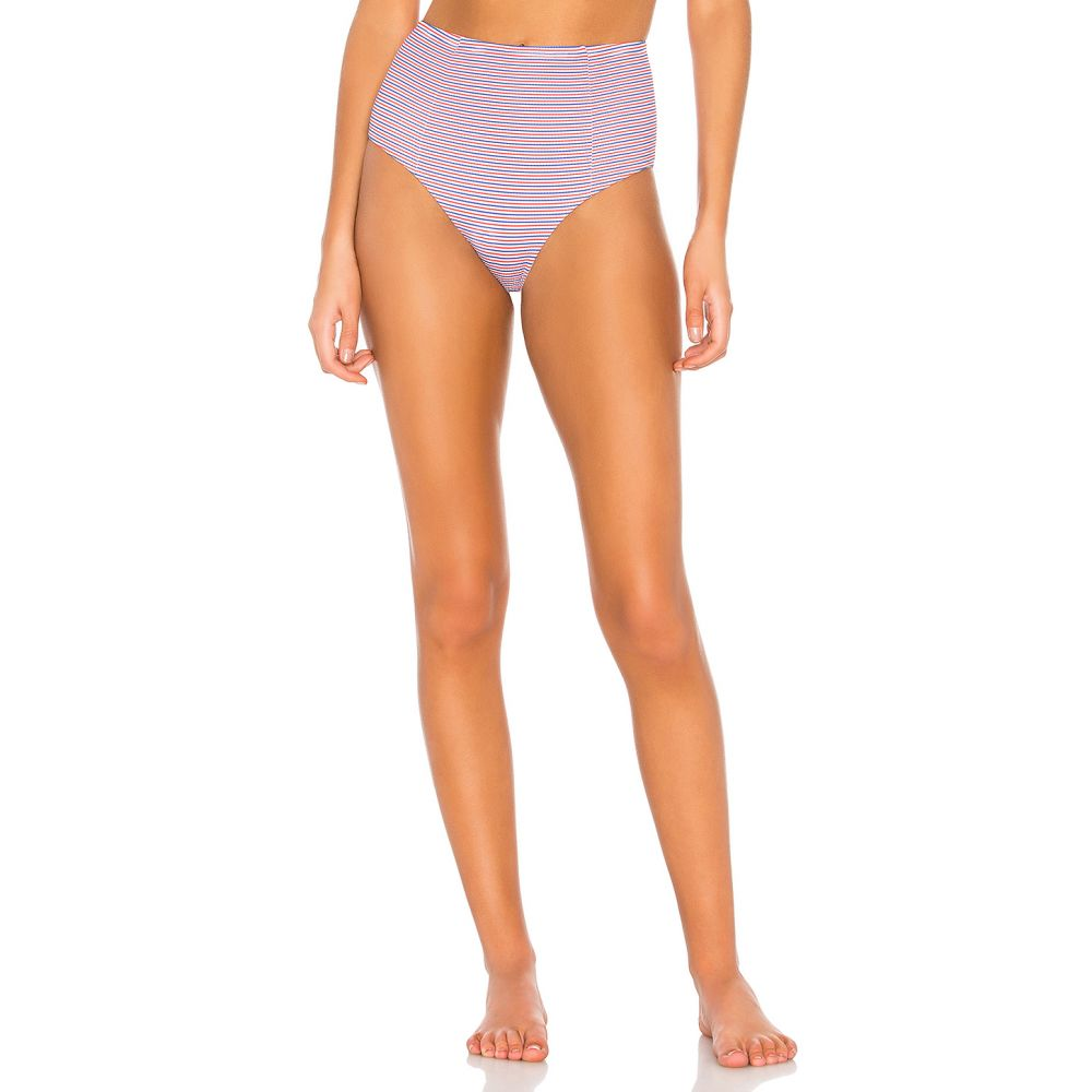 オニア onia レディース 水着・ビーチウェア ボトムのみ【Leah Stripe Bikini Bottom】Rose Multi