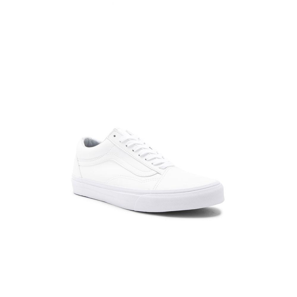 ヴァンズ Vans レディース シューズ・靴 スニーカー【Old Skool】True White