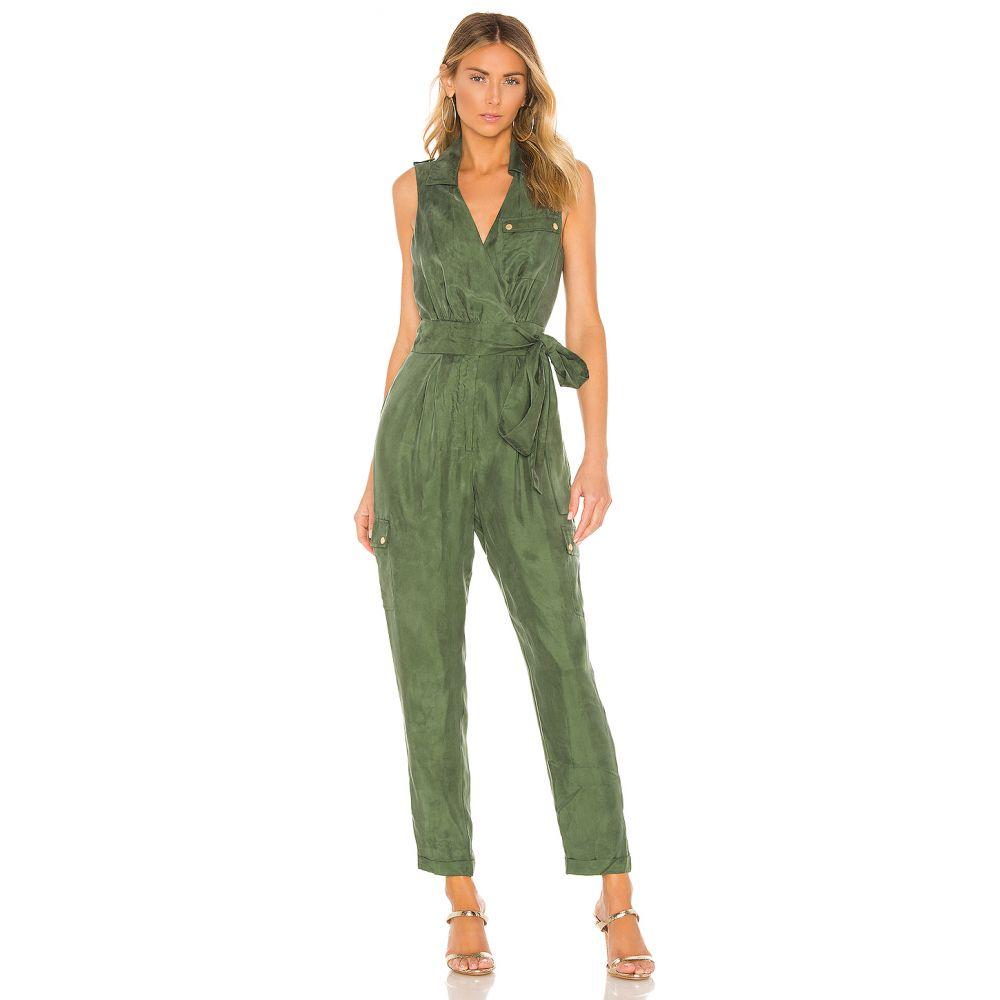 ハウスオブハーロウ1960 House of Harlow 1960 レディース ワンピース・ドレス オールインワン【X REVOLVE Ro Jumpsuit】Green