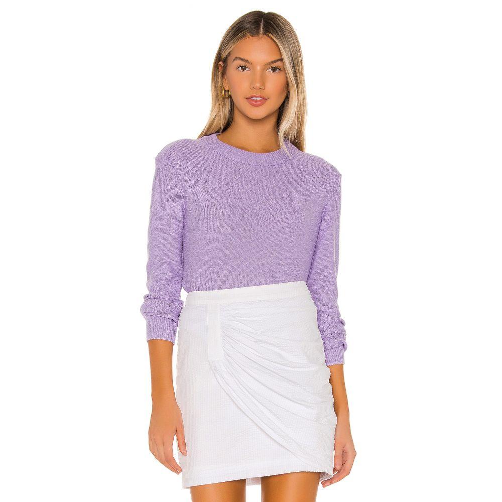 マジョレル MAJORELLE レディース ニット・セーター トップス【Avianna Sweater】Light Purple