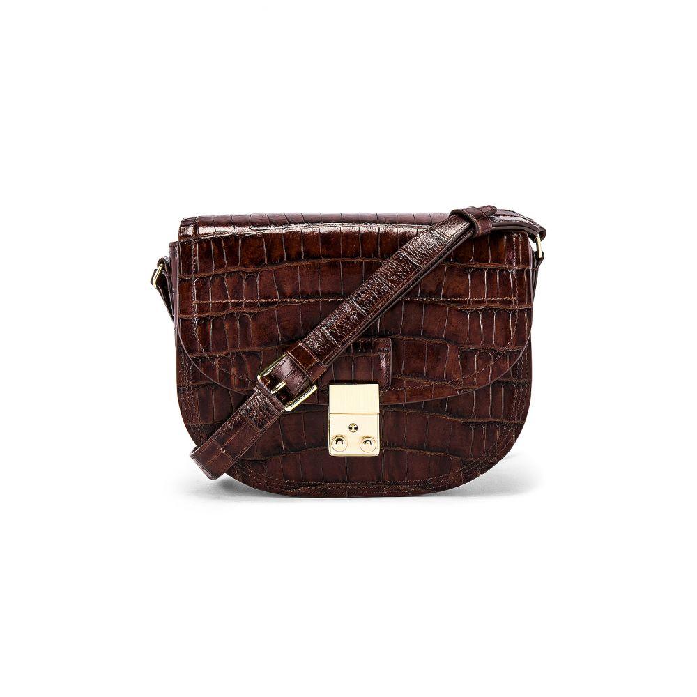 スリーワン フィリップ リム 3.1 phillip lim レディース バッグ 【Pashli Saddle Bag】Chestnut