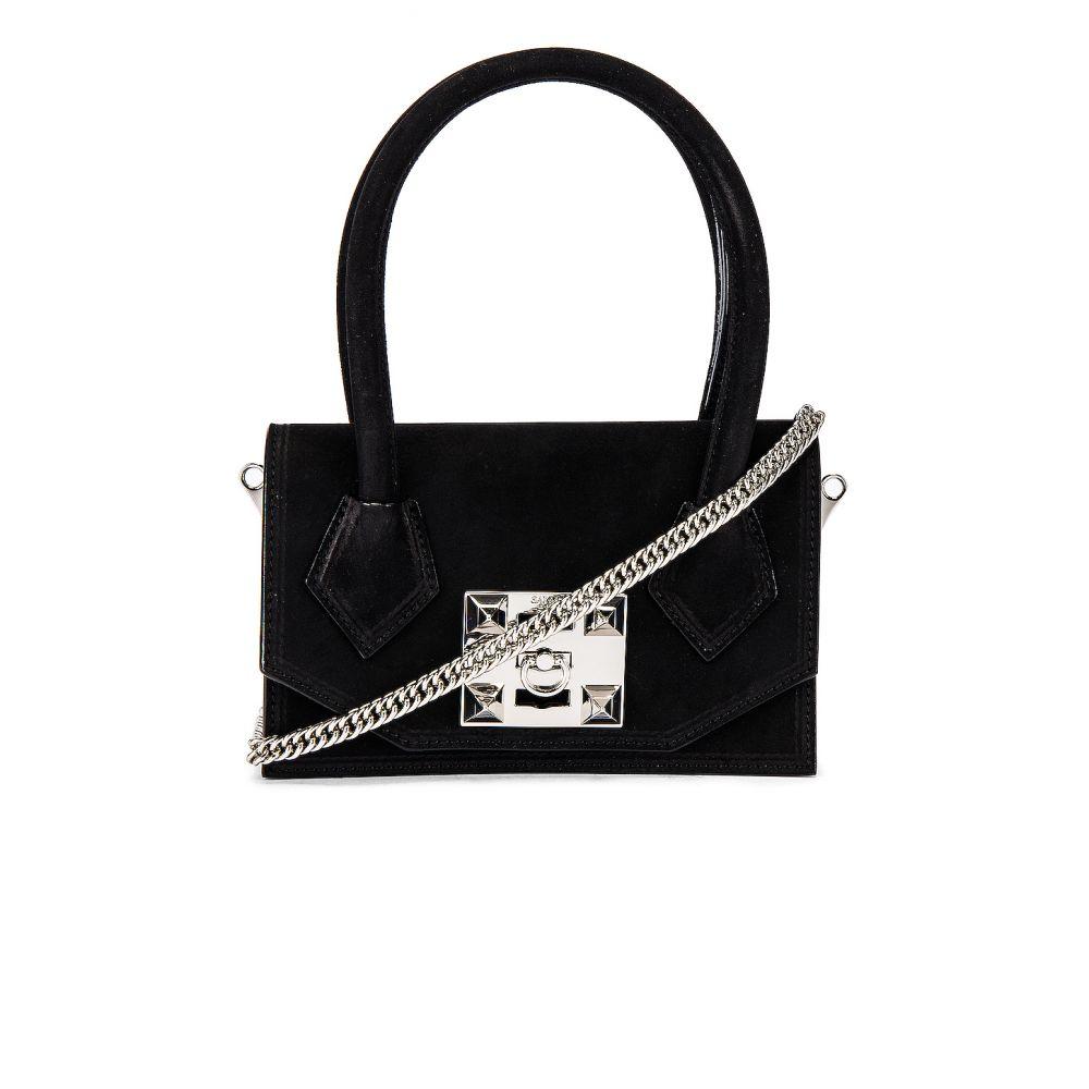 サラ SALAR レディース ショルダーバッグ バッグ【Kio Soft Crossbody Bag】Black