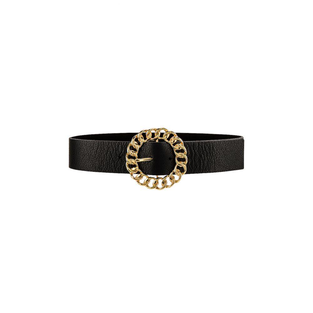 ビーローザベルト B-Low the Belt レディース ベルト 【Margaux Waist Belt】Black/Gold
