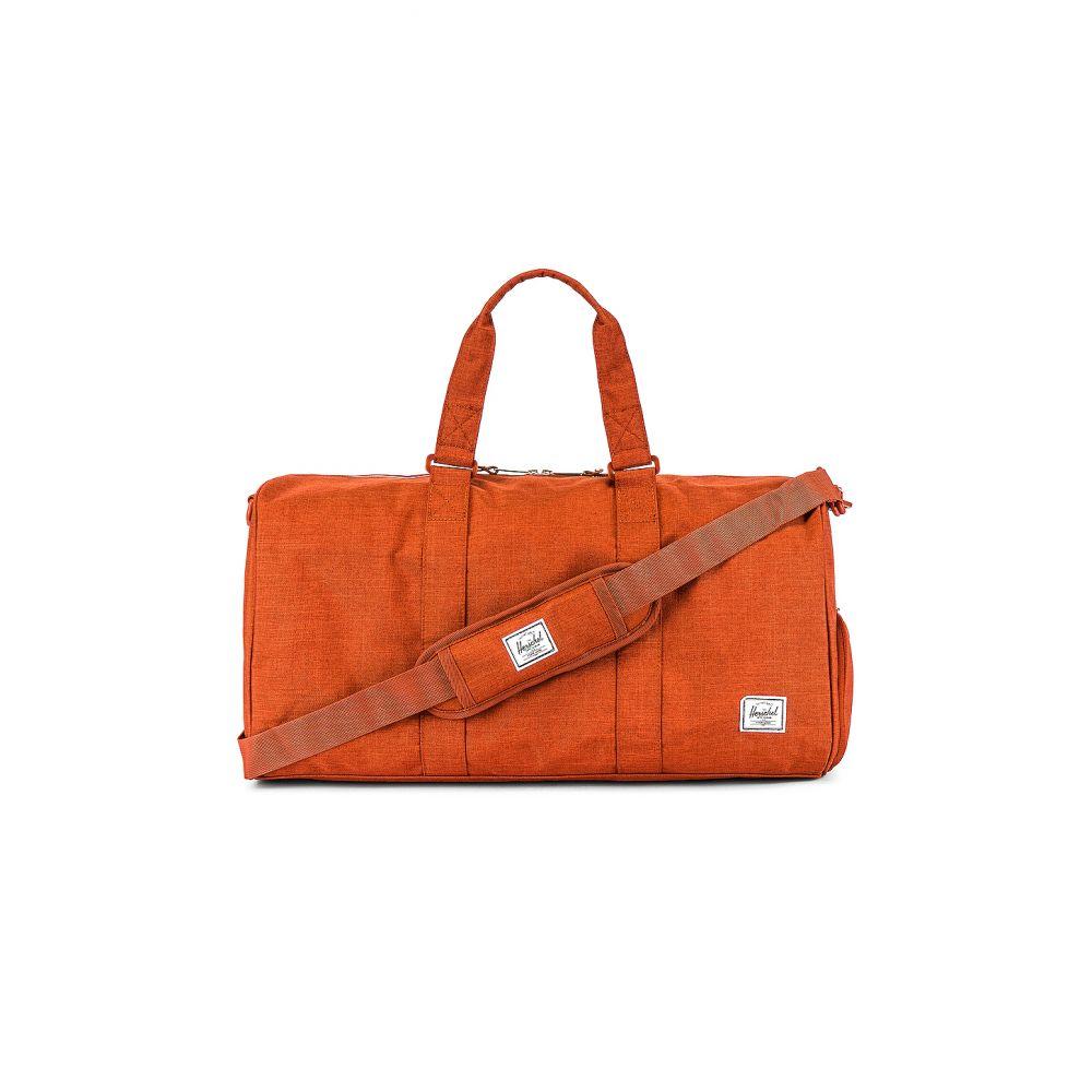 ハーシェル サプライ Herschel Supply Co. レディース ボストンバッグ・ダッフルバッグ バッグ【Novel Mid Volume Duffle Bag】Picante Crosshatch