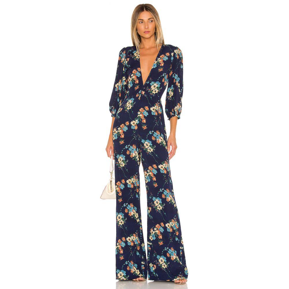 キャプレット Capulet レディース オールインワン ジャンプスーツ ワンピース・ドレス【Nat Jumpsuit】Sedona Floral
