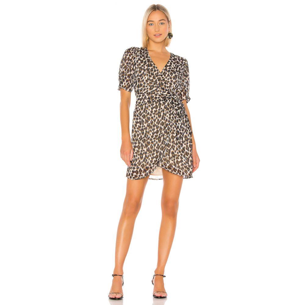ハートルーム HEARTLOOM レディース ワンピース ワンピース・ドレス【Cheri Dress】Leopard