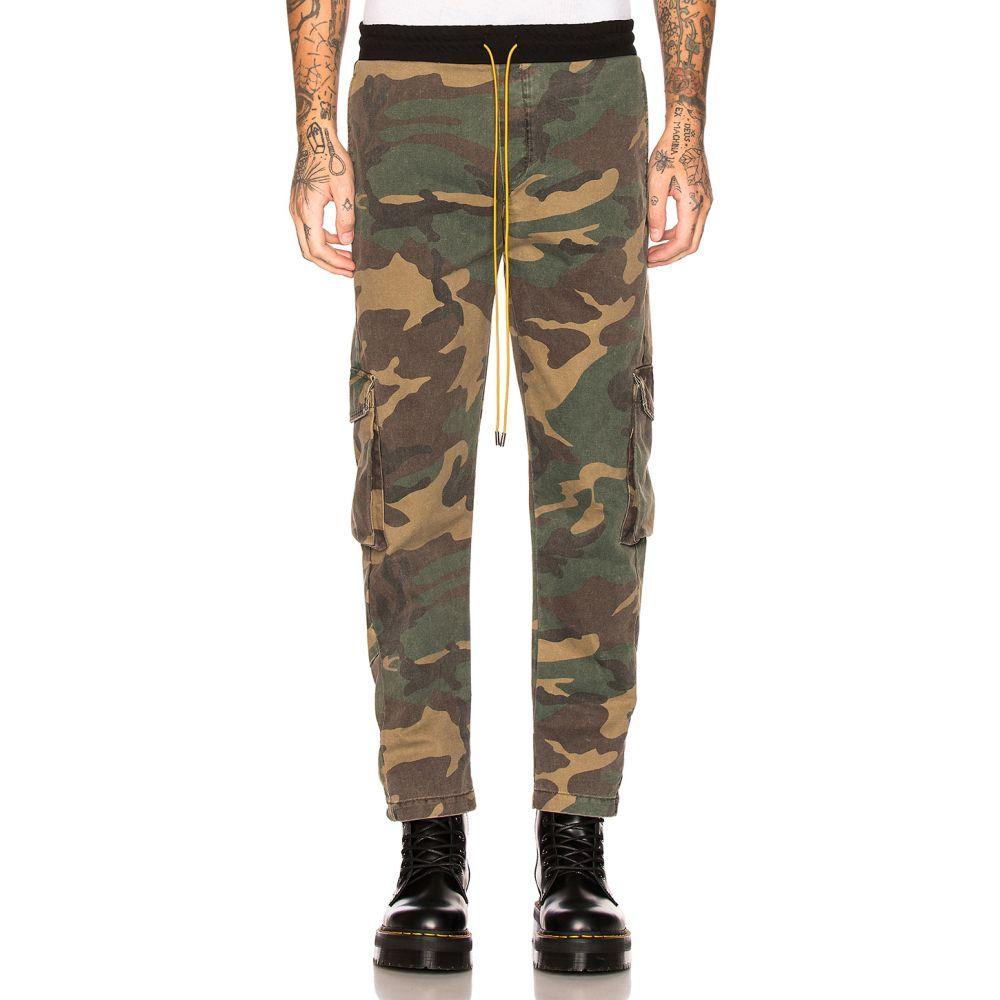 ルード Rhude メンズ ボトムス・パンツ 【Rifle 2 Pant】Camo