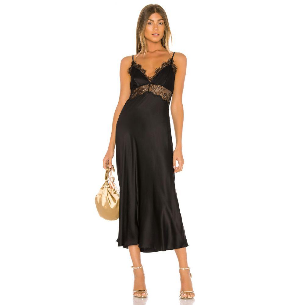 カミニューヨークシティー CAMI NYC レディース ワンピース ワンピース・ドレス【The Tucker Dress】Black