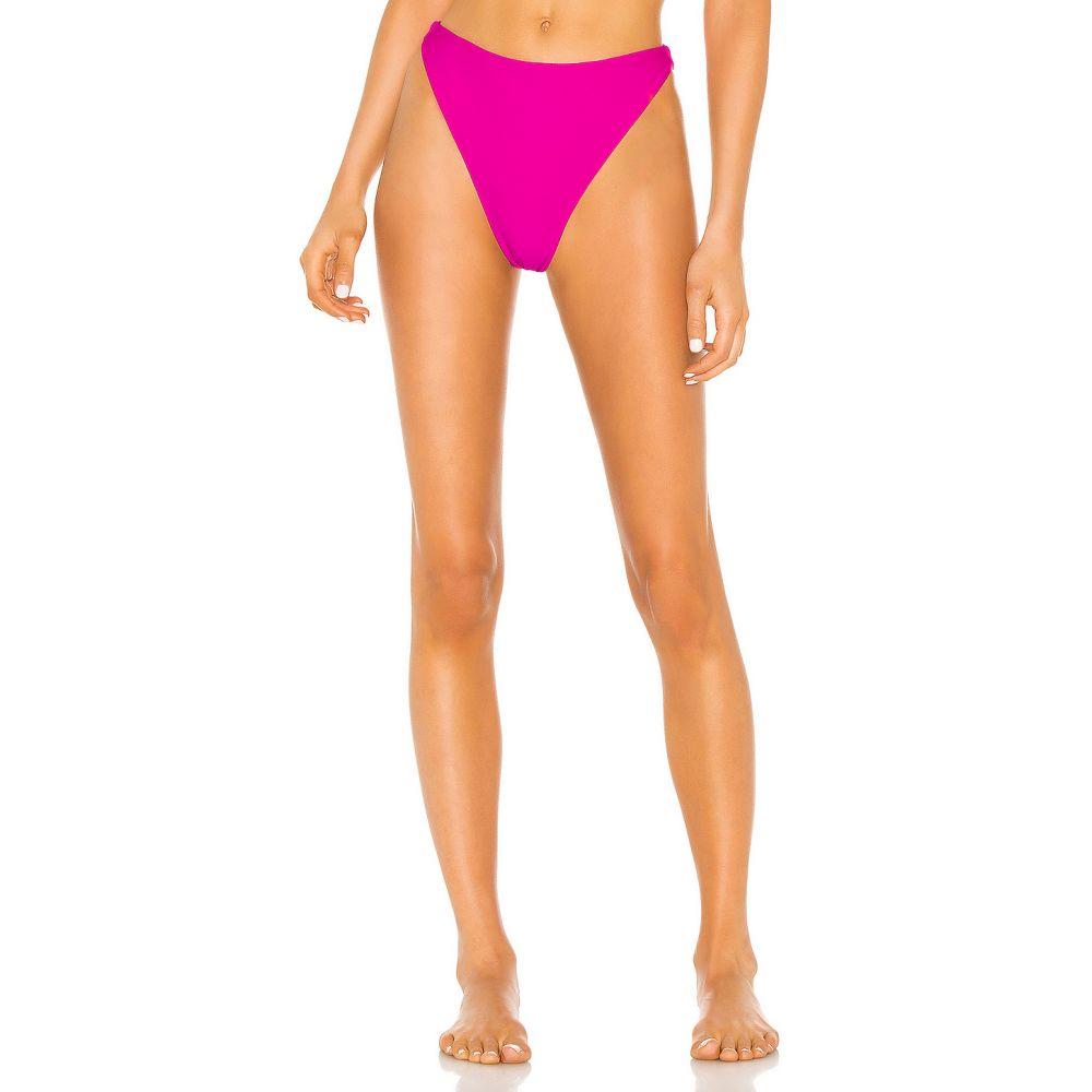 トゥラロサ Tularosa レディース ボトムのみ 水着・ビーチウェア【Raea Bottom】Pink