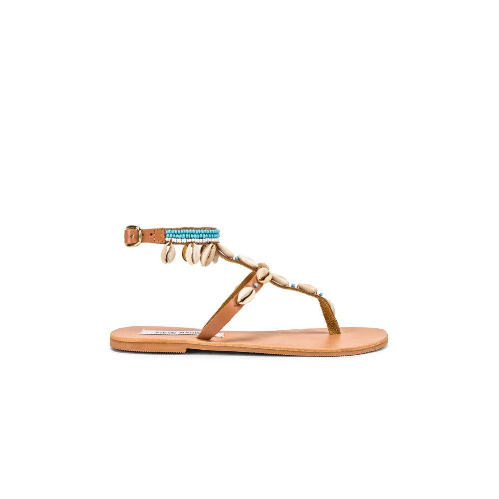 スティーブ マデン Steve Madden レディース サンダル・ミュール シューズ・靴【Crete Sandal】Tan/Multi