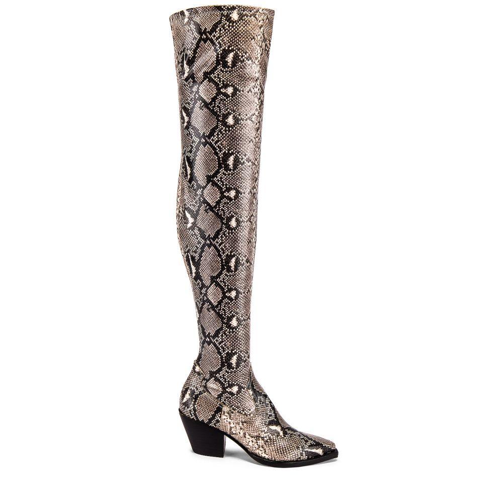 ドルチェヴィータ Dolce Vita レディース ブーツ シューズ・靴【Suri Boot】Black/White