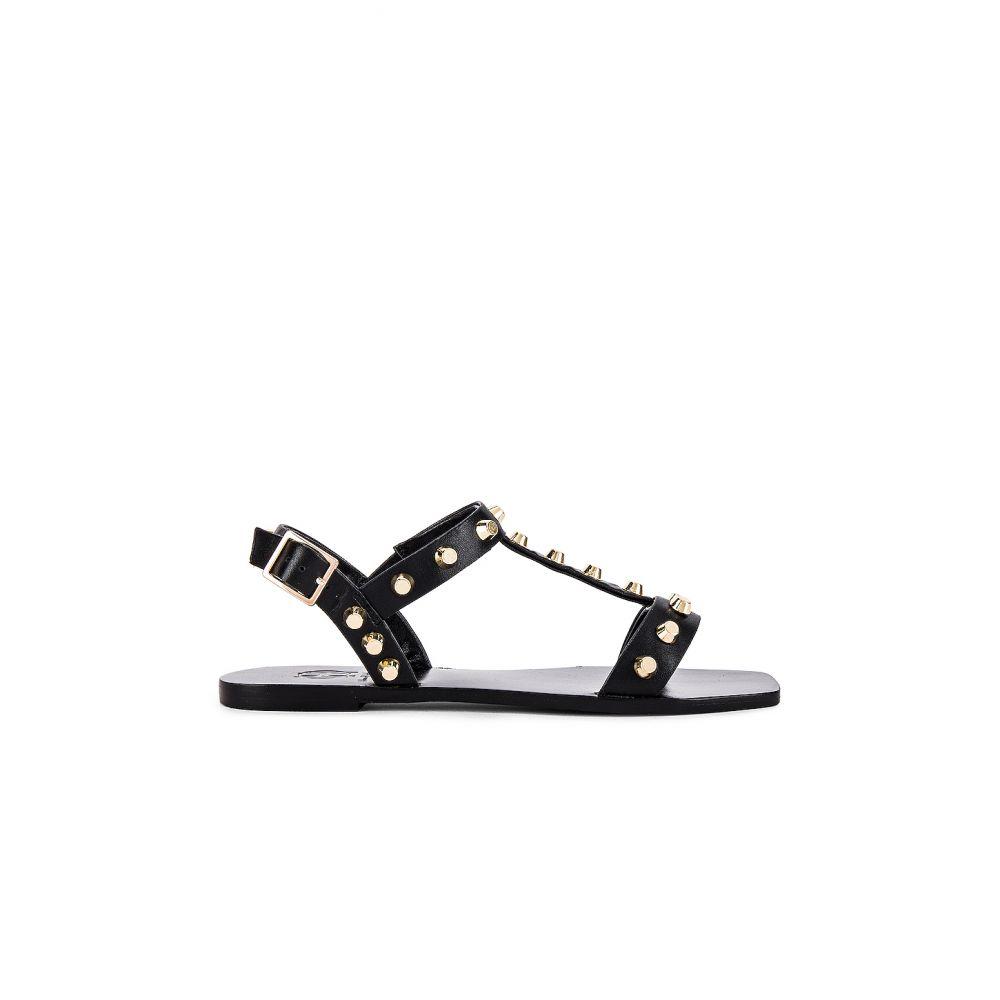 ハウスオブハーロウ1960 House of Harlow 1960 レディース サンダル・ミュール シューズ・靴【X REVOLVE Suzi Sandal】Black
