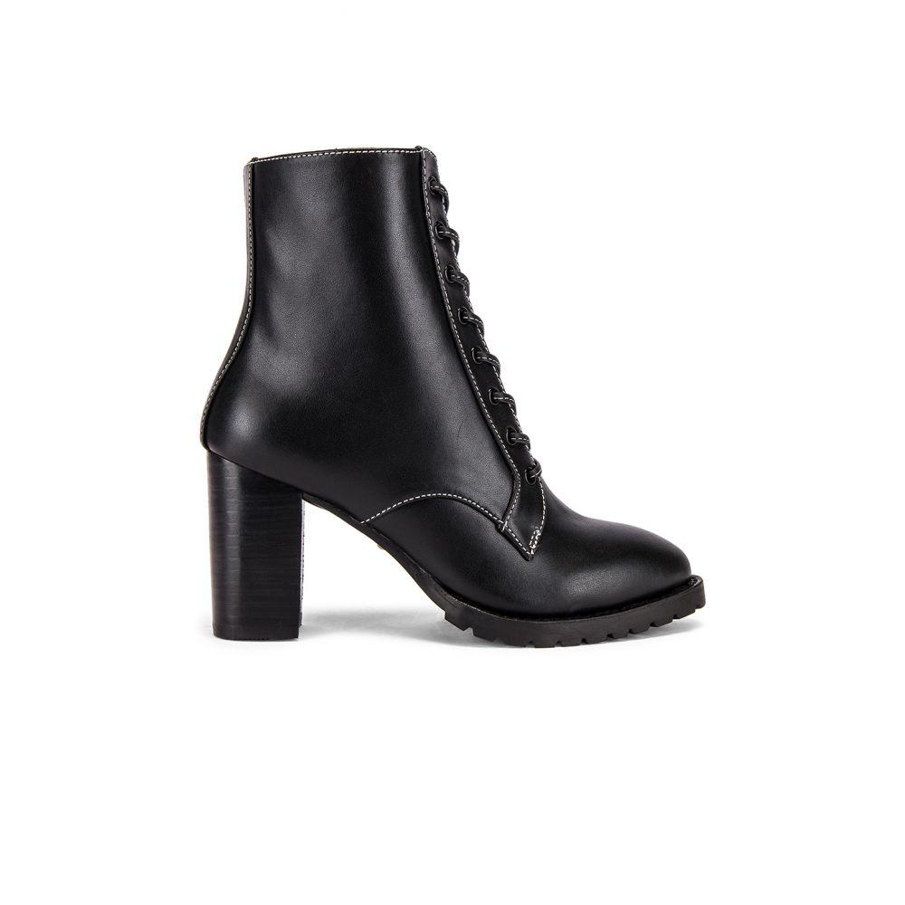 レイエ RAYE レディース ブーツ シューズ・靴【Alan Boot】Black/White