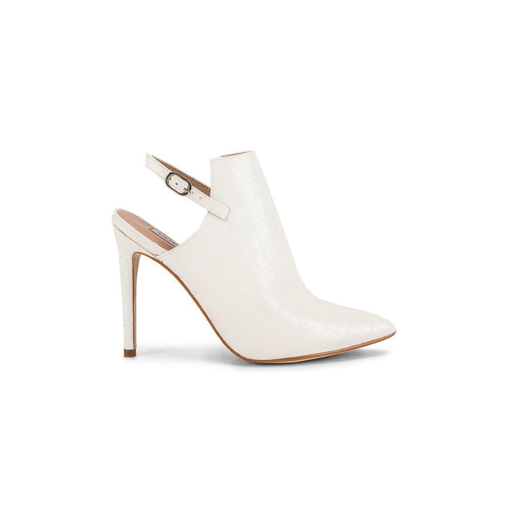 スティーブ マデン Steve Madden レディース ヒール シューズ・靴【Daily Heel】White Crocco