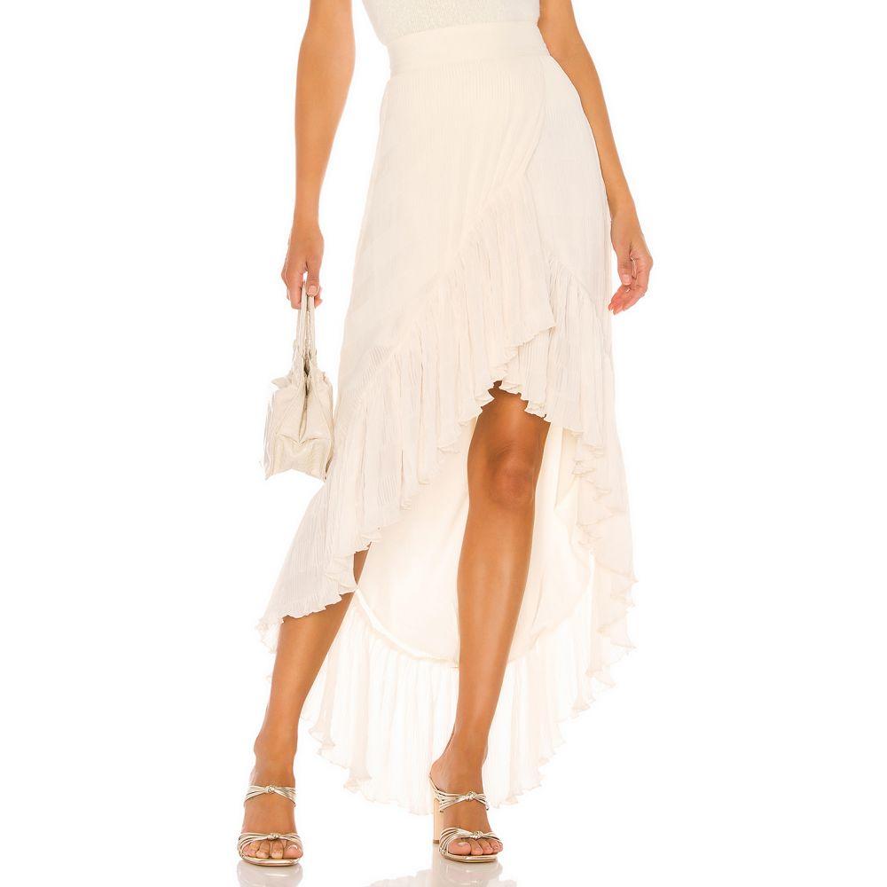 ハウスオブハーロウ1960 House of Harlow 1960 レディース スカート 【X REVOLVE Adalina Skirt】Ivory