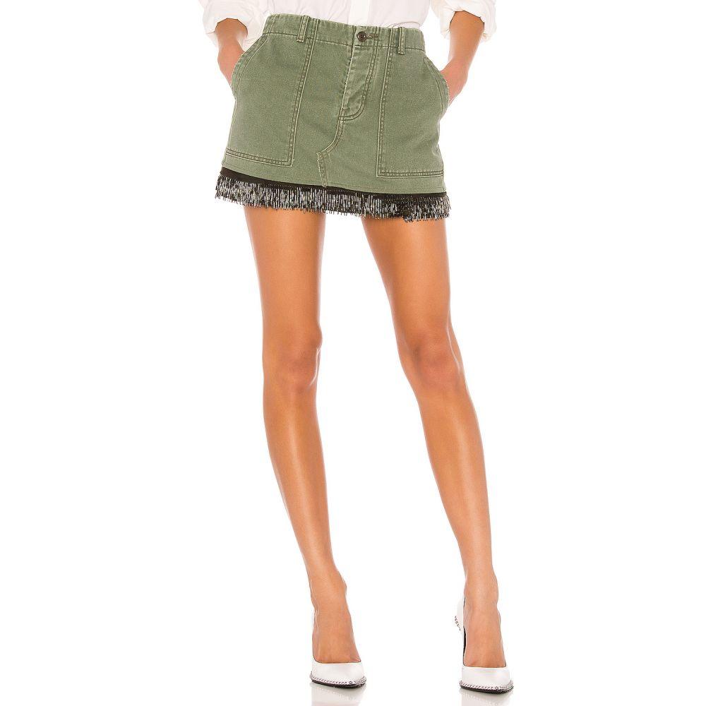ル シュペルブ Le Superbe レディース スカート 【Jewel Box Skirt】Army
