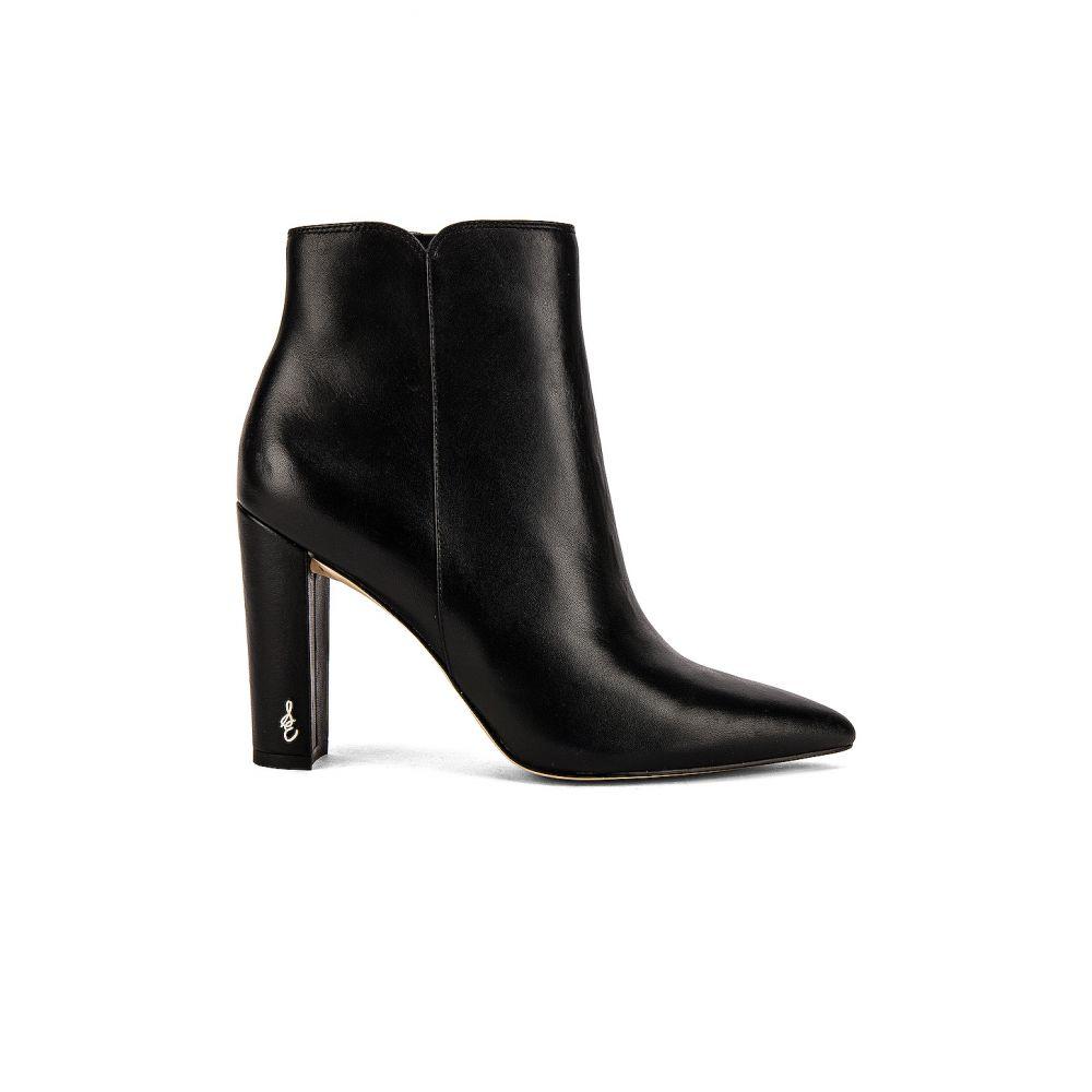 サム エデルマン Sam Edelman レディース ブーツ シューズ・靴【Raelle Bootie】Black Leather