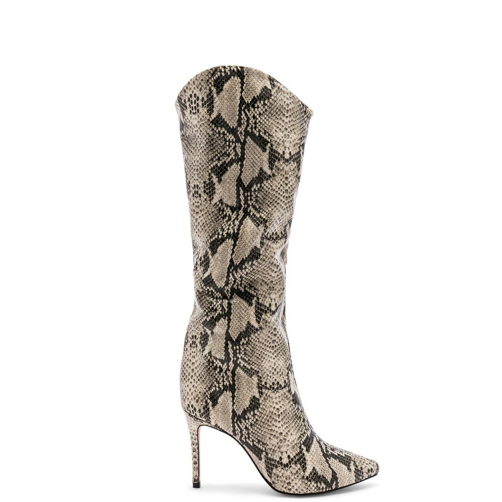 シュッツ Schutz レディース ブーツ シューズ・靴【Maryana Boot】Natural