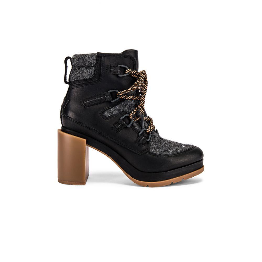 ソレル Sorel レディース ブーツ シューズ・靴【Blake Lace Boot】Black