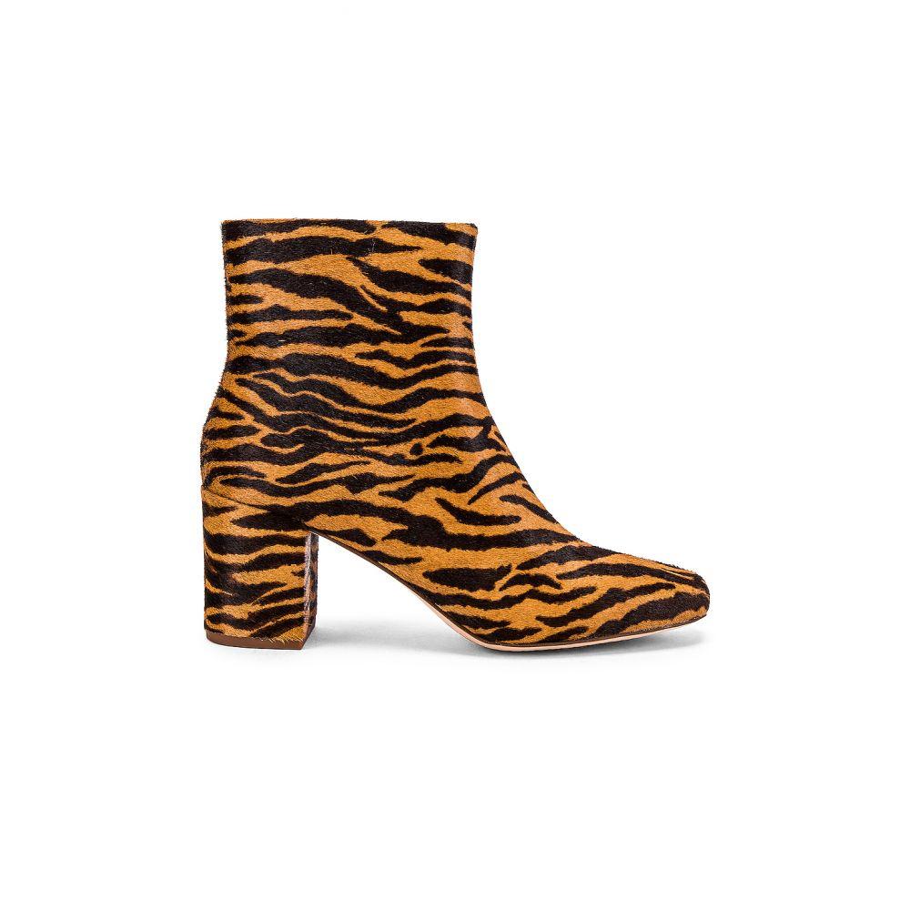 スプレンディッド Splendid レディース ブーツ シューズ・靴【Heather III Bootie】Tiger/Leopard