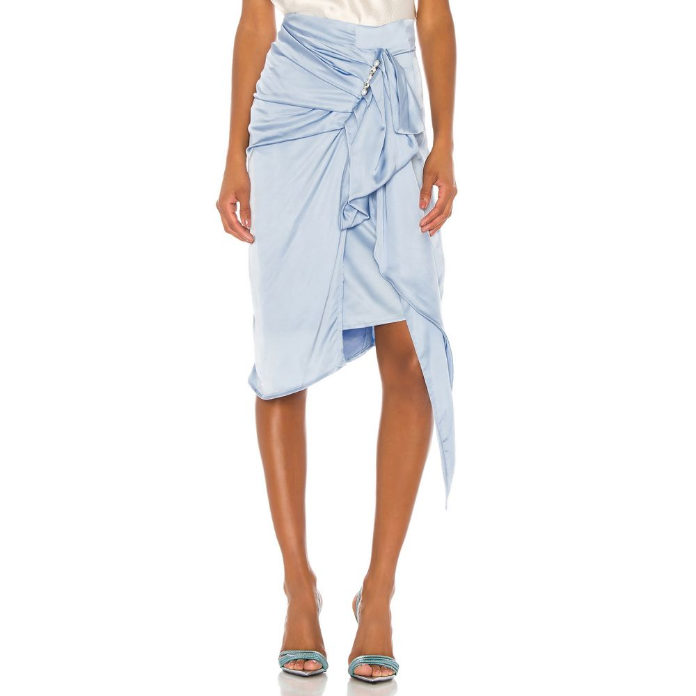 ビギッテ ヘアスキン Birgitte Herskind レディース スカート 【Marylin Skirt】Powder Blue
