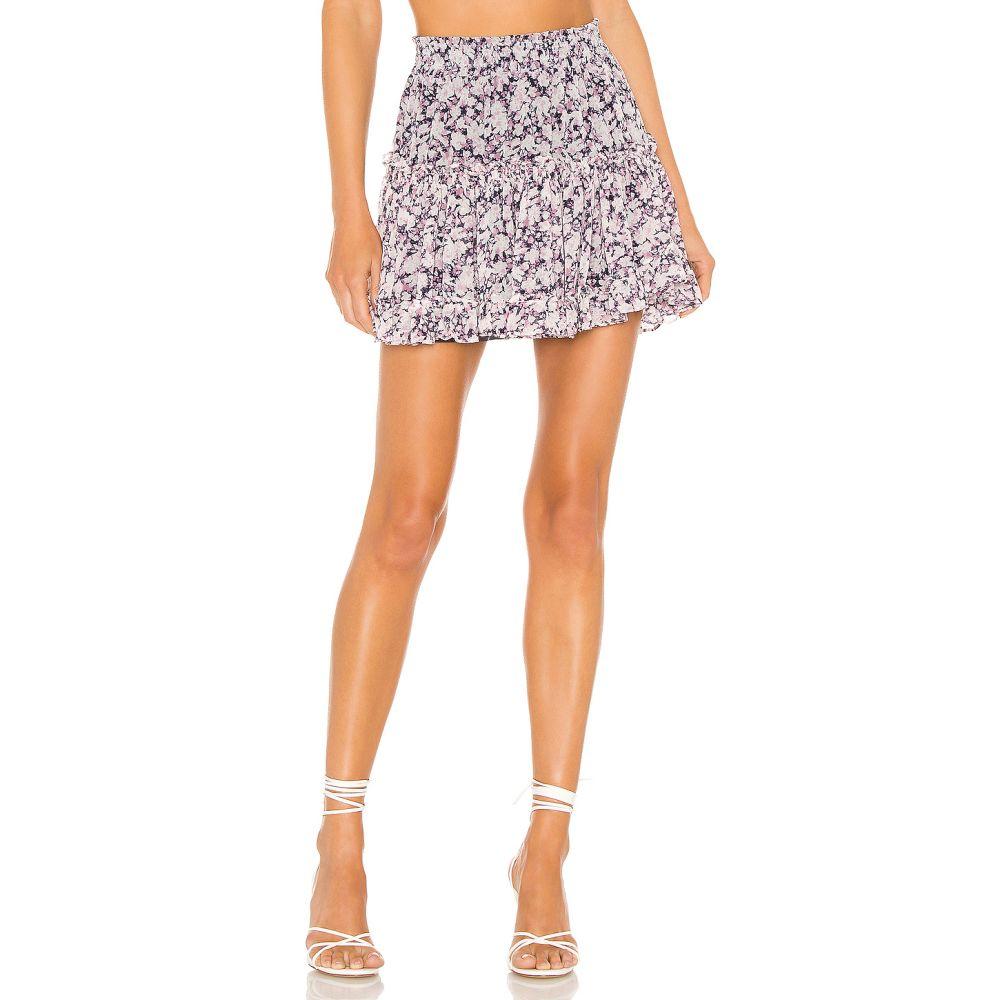 ミサロサンゼルス MISA Los Angeles レディース スカート 【X REVOLVE Marion Skirt】Ditsy Pastel