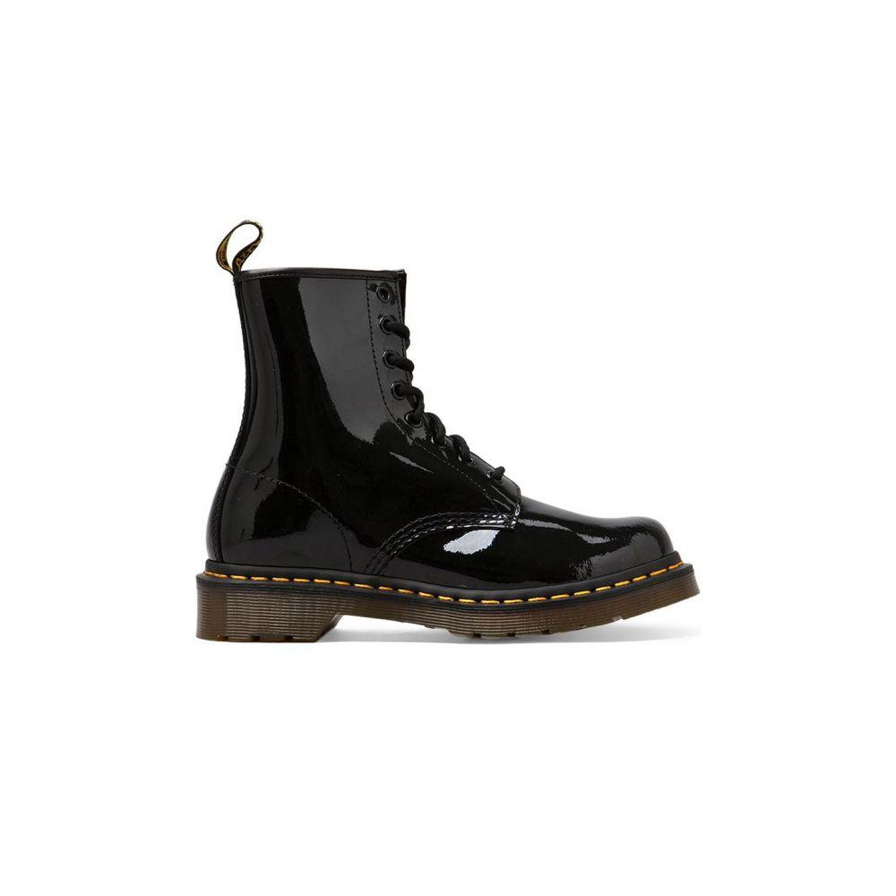 ドクターマーチン Dr. Martens レディース ブーツ シューズ・靴【Modern Classic 8 Eye Boot】Black Patent