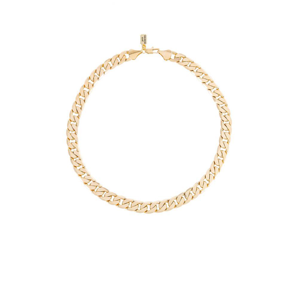 プティ モーメンツ petit moments レディース ネックレス ジュエリー・アクセサリー【Amber Chain Necklace】Gold