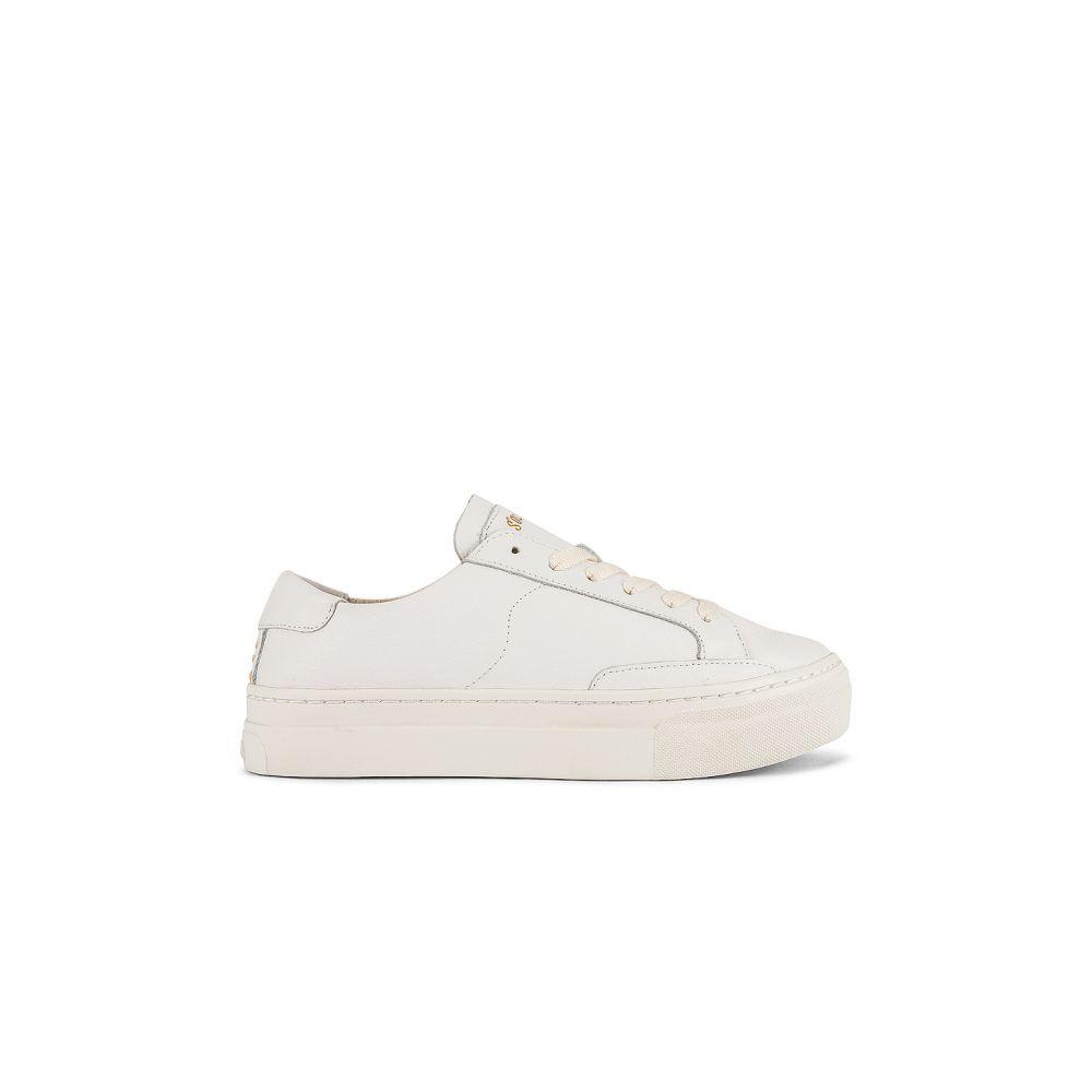 ソルドス Soludos レディース スニーカー シューズ・靴【Ibiza Platform Sneaker】White