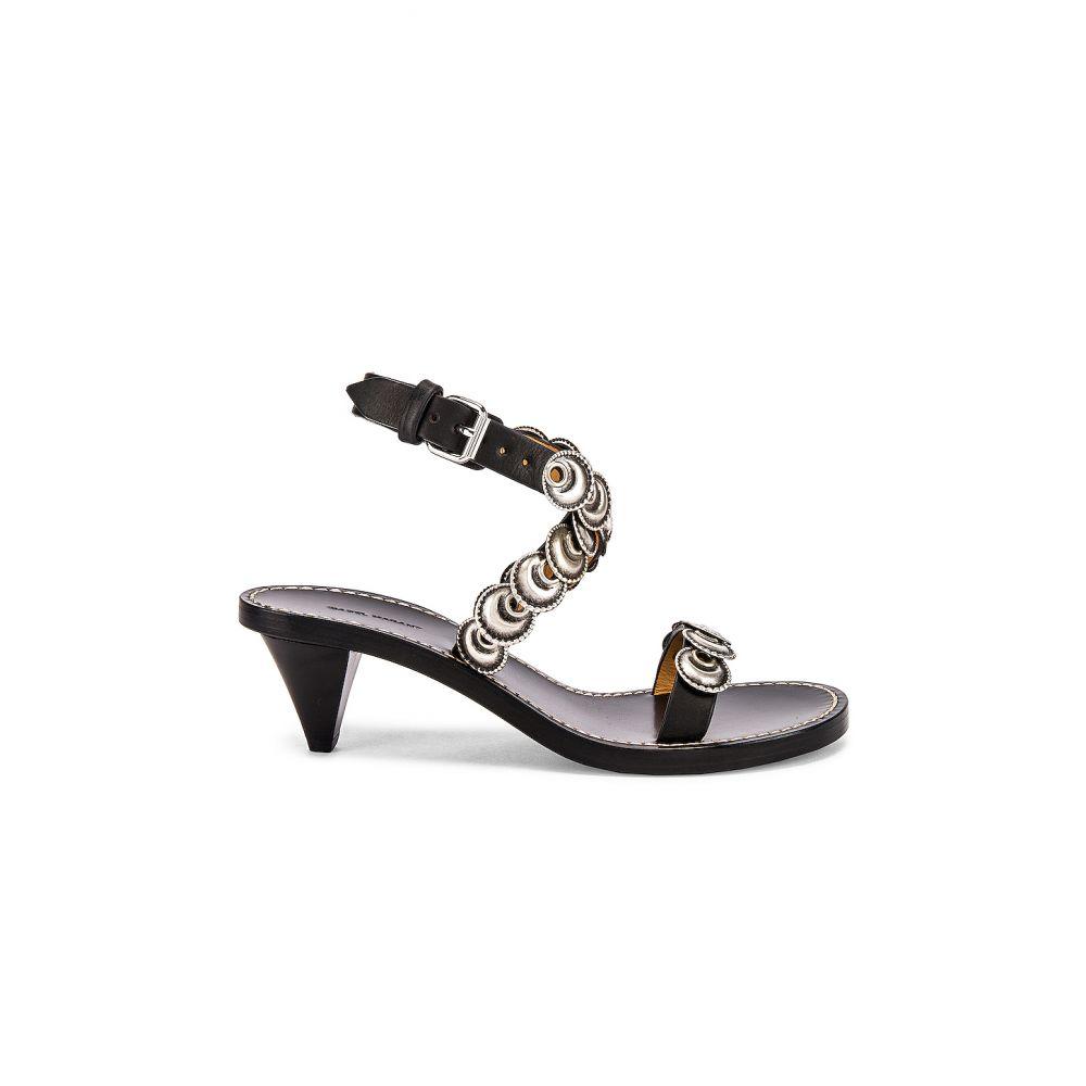 イザベル マラン Isabel Marant レディース サンダル・ミュール シューズ・靴【Jieva Sandal】Black