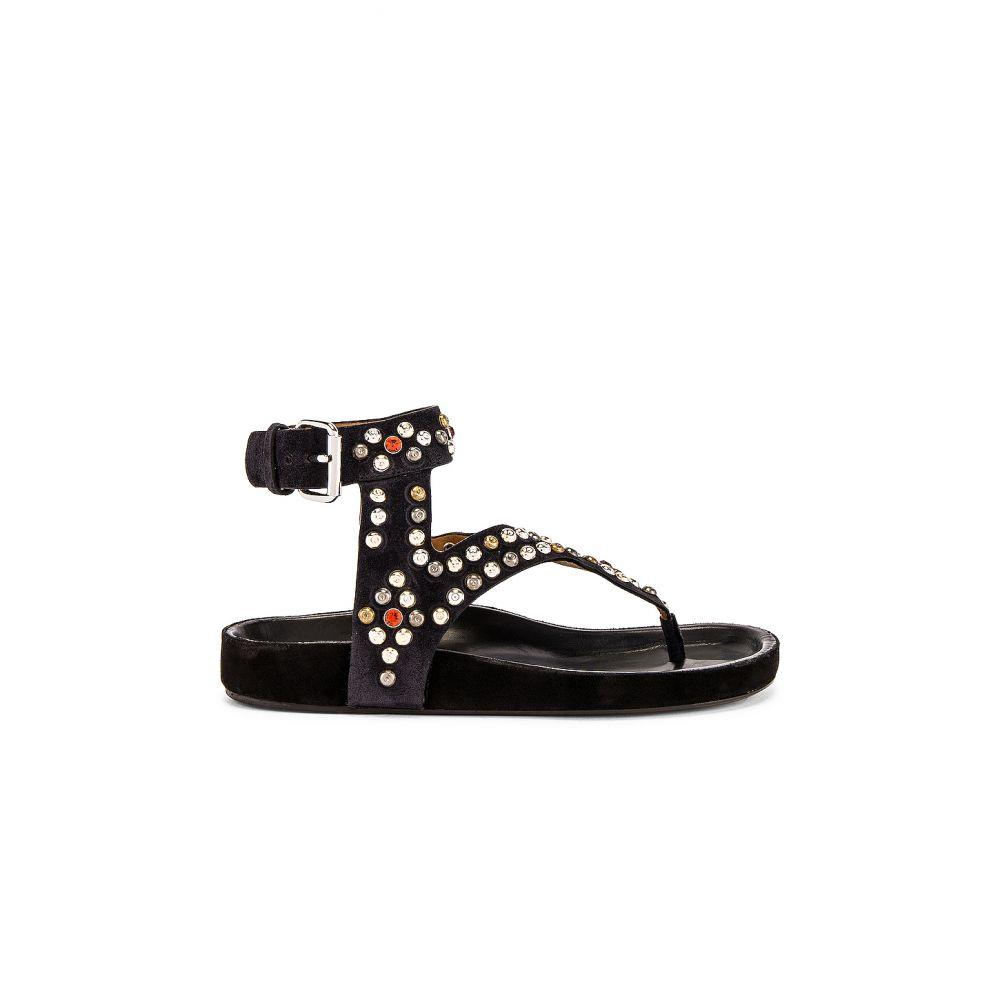 イザベル マラン Isabel Marant レディース サンダル・ミュール シューズ・靴【Elwina Sandal】Faded Black