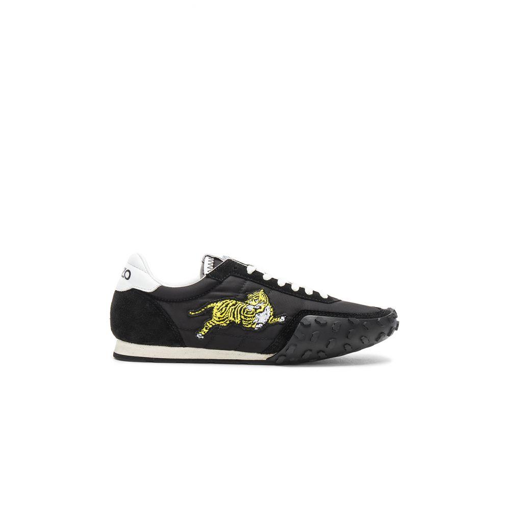 100%正規品 ケンゾー Kenzo レディース スニーカー シューズ・靴【Move Sneakers】Black, 熱田区 0332f82f