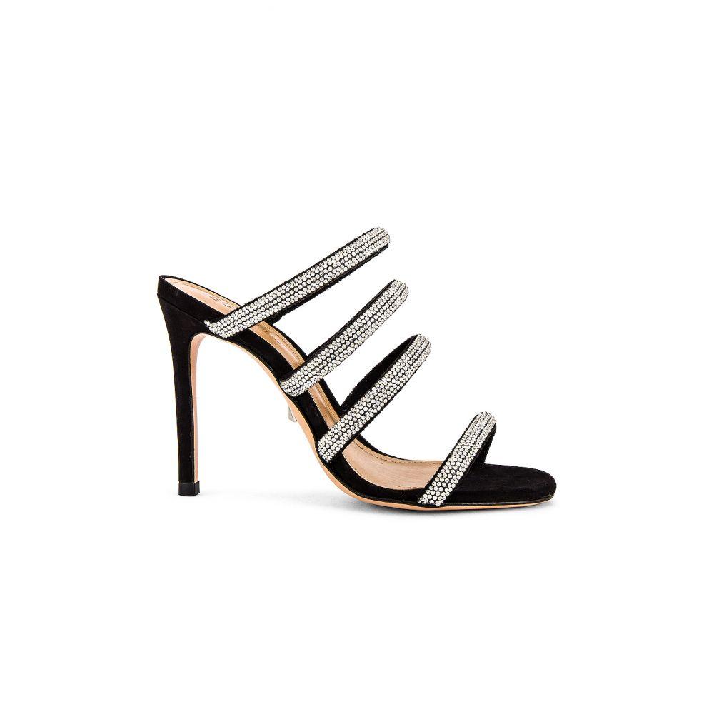 シュッツ Schutz レディース サンダル・ミュール シューズ・靴【Sariah Sandal】Black/Cristal