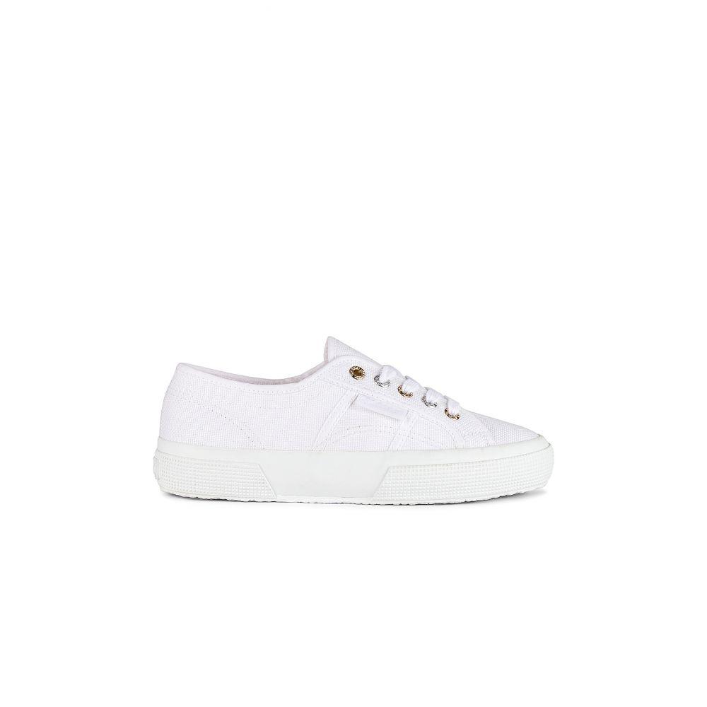 スペルガ Superga レディース スニーカー シューズ・靴【x REVOLVE 2750 COTU Sneaker】Silver/Gold