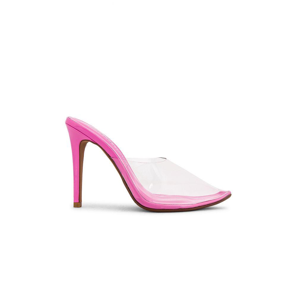 ラヴァーズフレンズ Lovers + Friends レディース ヒール シューズ・靴【x RAYE Dream Heel】Pink