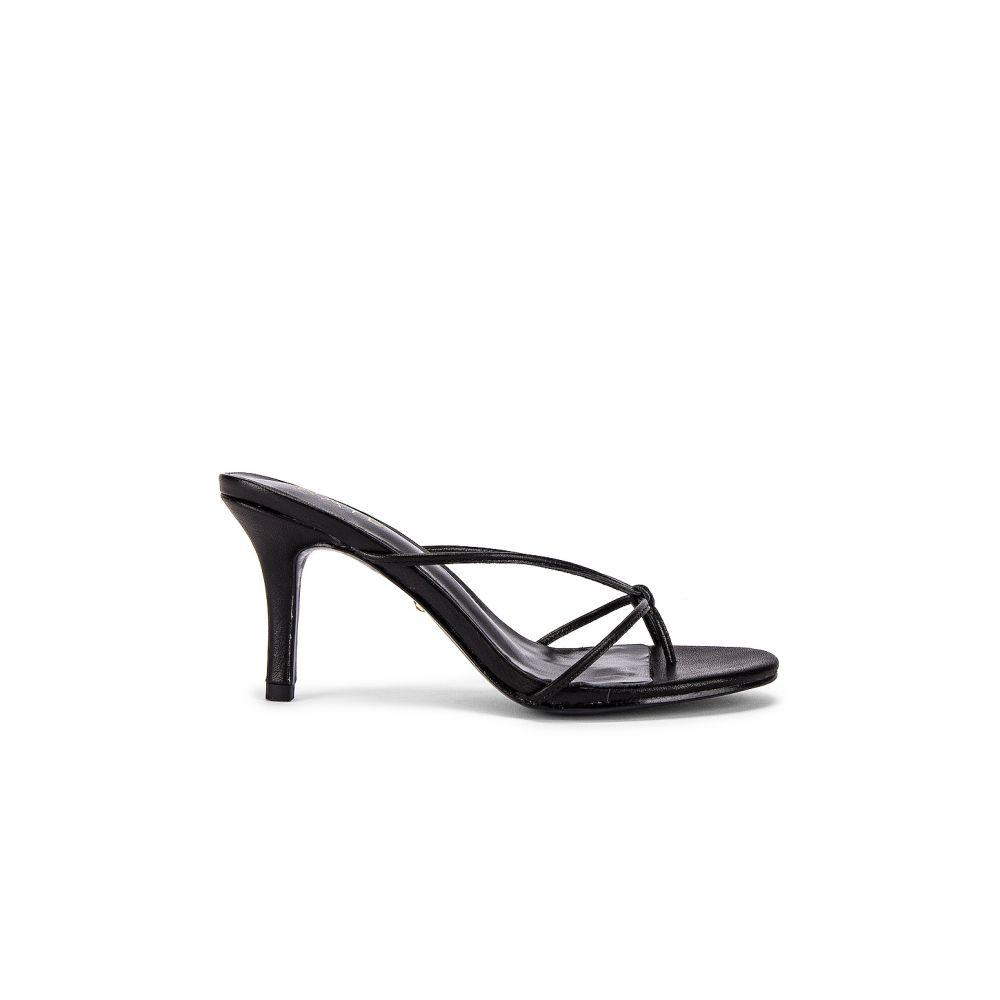 レイエ RAYE レディース ヒール シューズ・靴【Veil Heel】Black