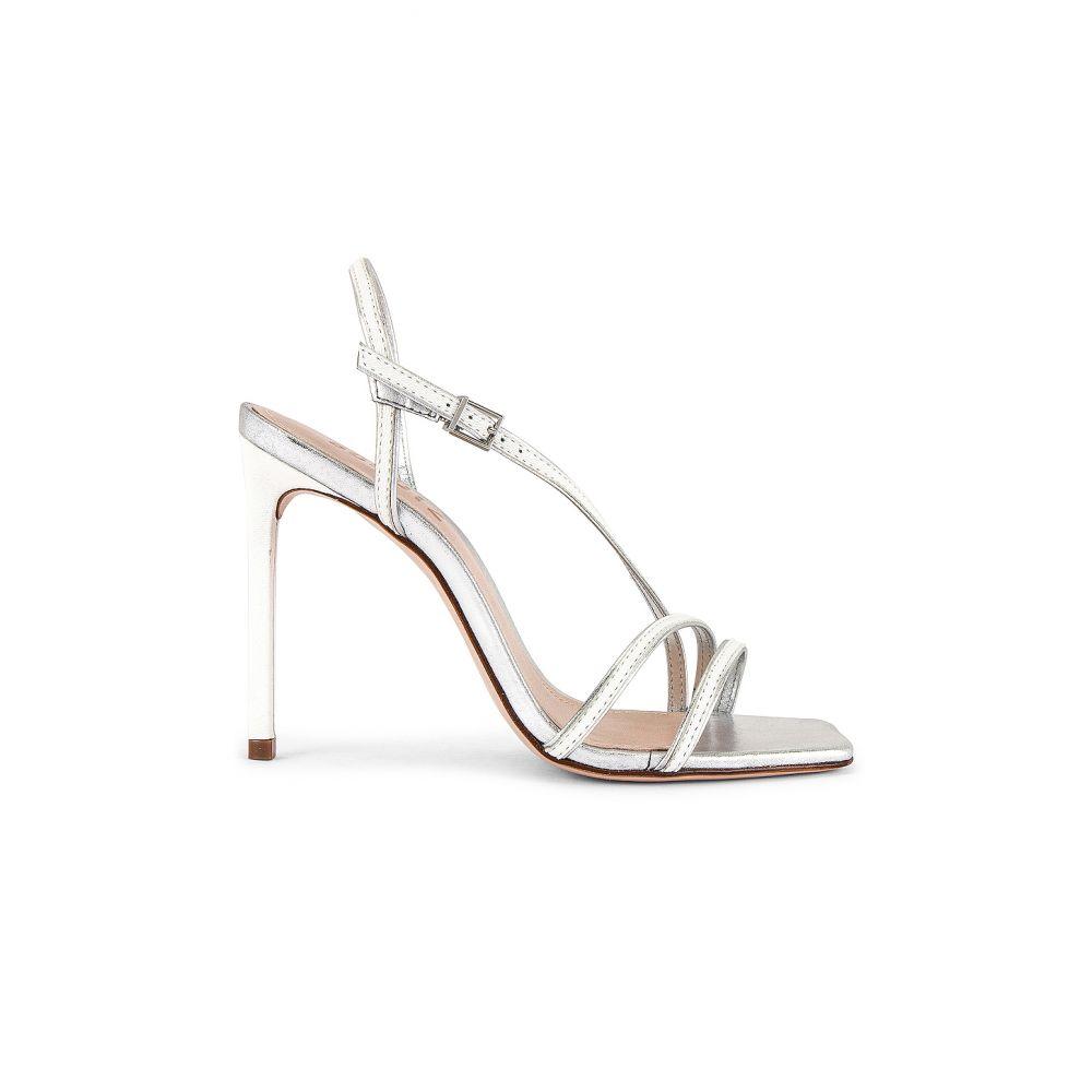 シュッツ Schutz レディース ヒール ピンヒール シューズ・靴【Luna Stiletto】White/Silver