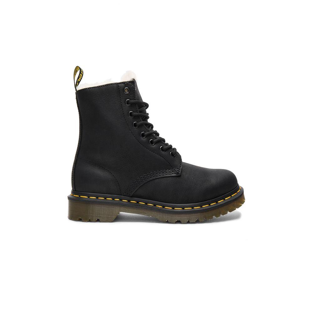 ドクターマーチン Dr. Martens レディース ブーツ シューズ・靴【Serena 8 Eye Boots】Black