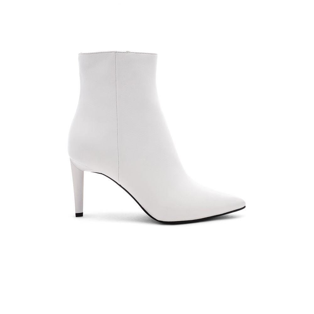 ケンダル&カイリー KENDALL + KYLIE レディース ブーツ シューズ・靴【Zoe Boot】White Sheep Leather