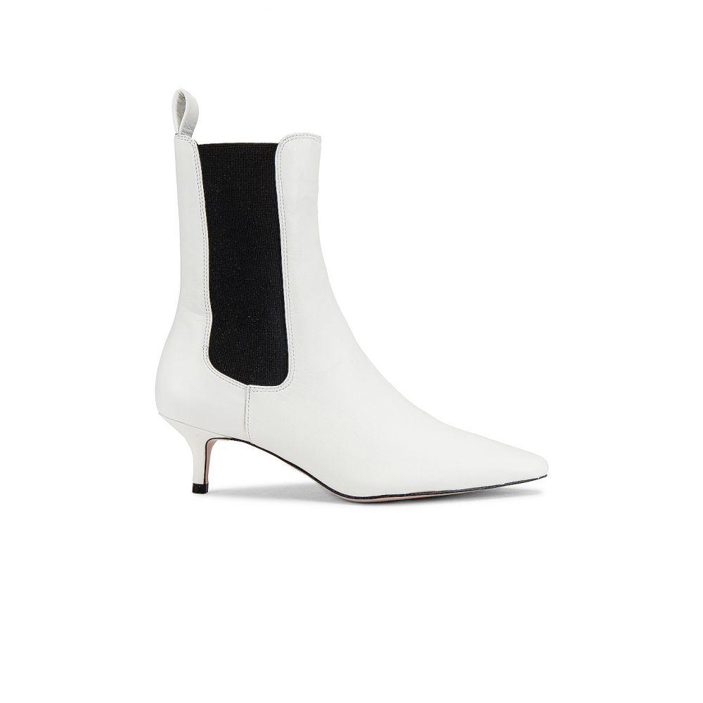 シュッツ Schutz レディース ブーツ シューズ・靴【Naijara Boot】White