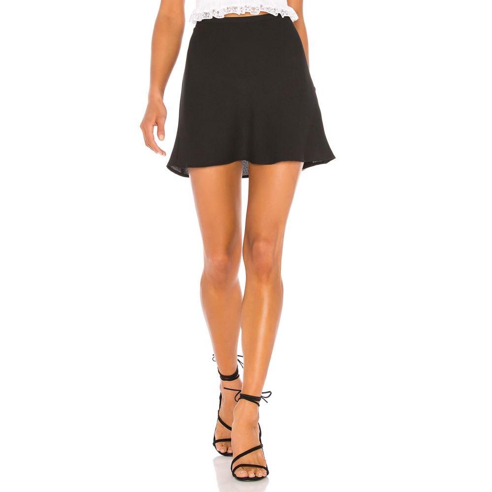 レサ RESA レディース ミニスカート スカート【Scarlett Mini Lingerie Skirt】Black